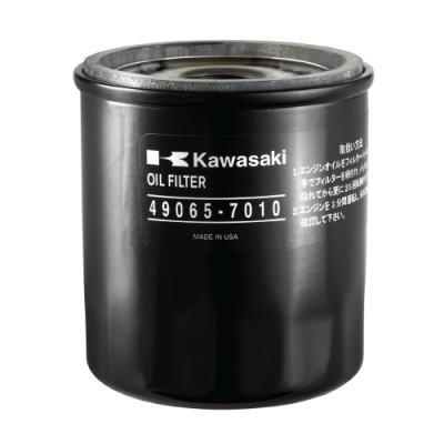 Only Kawasaki Oil Filters Are Built And Verified To Strict Standards Make Sure You Get Maximum Engine Life Performance