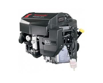 ft series 4-stroke air-cooled v-twin gasoline engine for riding lawn mowers
